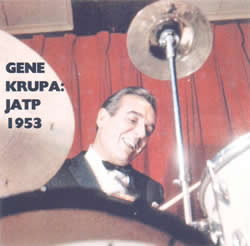 Gene Krupa: JATP, 1953