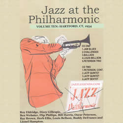 Jazz at the Philharmonic Volume 10