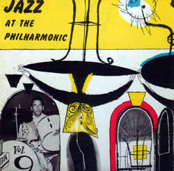 Jazz at the Philharmonic Volume Nine