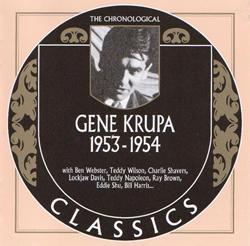Gene Krupa: 1953 to 1954