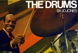 The Drums By Jo Jones - DIGITAL DOWNLOAD
