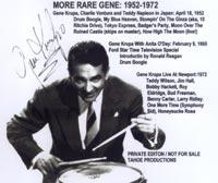 More Rare Gene:1952-1972