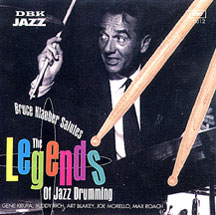 Bruce Klauber Salutes the Legends of Jazz Drumming - DIGITAL DOWNLOAD