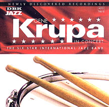 Gene Krupa In Concert: 1971 - DIGITAL DOWNLOAD