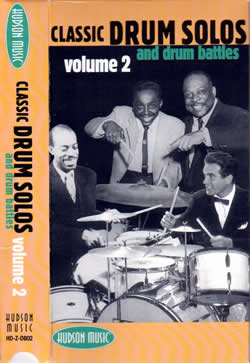 Classic Drum Solos and Drum Battles Volume Two