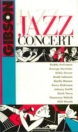 1982 GIBSON JAZZ CONCERT