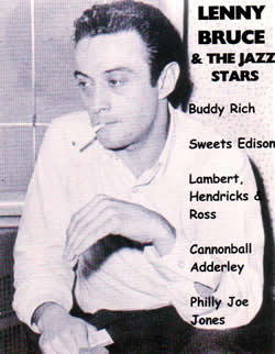 Lenny Bruce and the Jazz Stars