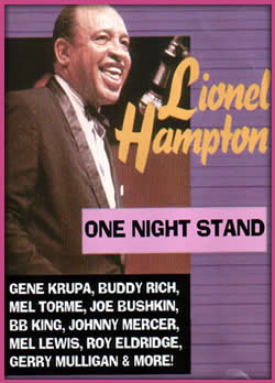 Lionel Hampton's One Night Stand Featuring Gene Krupa
