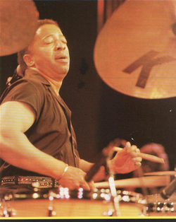 Tony Williams in Stuttgart