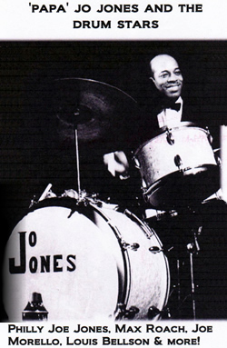 PAPA JO JONES AND THE DRUM STARS