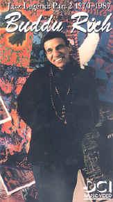 Buddy Rich: Jazz Legend Vol.2 (1970-1987)