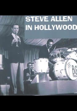 Steve Allen in Hollywood