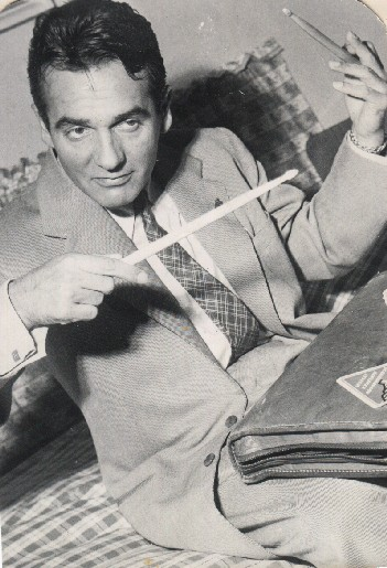 GENE KRUPA AT JATP SEATTLE, 1956